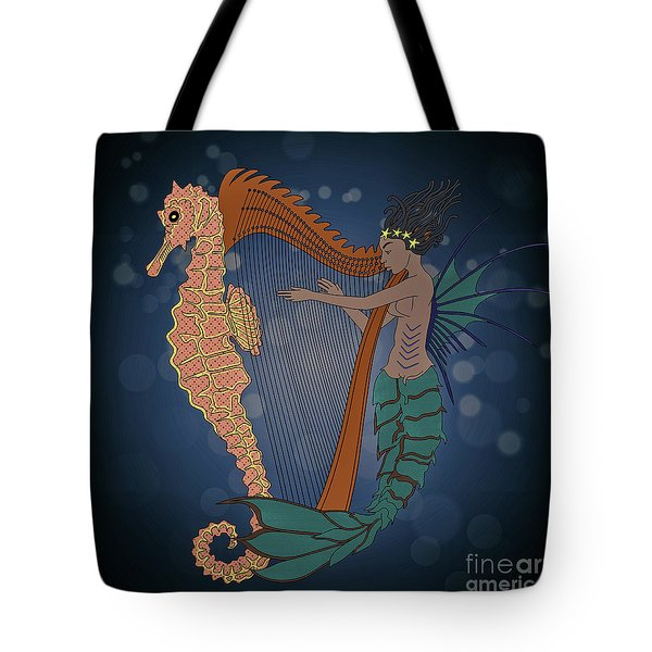 Ocean Lullaby1 Tote Bag