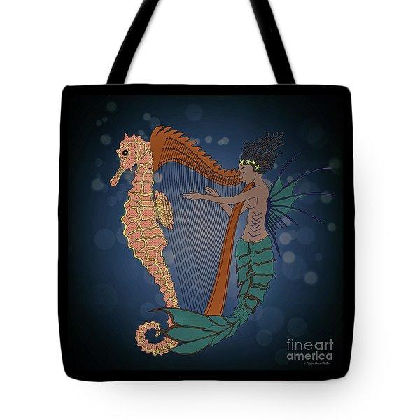 Ocean Lullaby1 Tote Bag