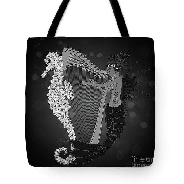 Ocean Lullaby2 Tote Bag