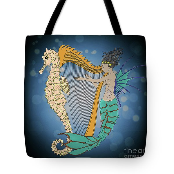 Ocean Lullaby3 Tote Bag
