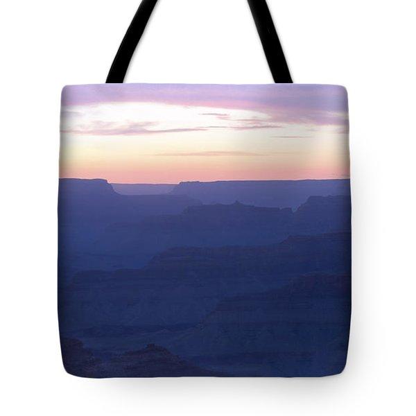 Ocean Of Silent Echoes Tote Bag