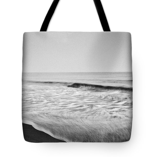 Ocean Patterns Tote Bag