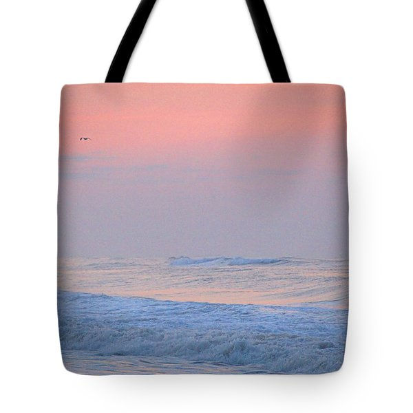 Ocean Peace Tote Bag