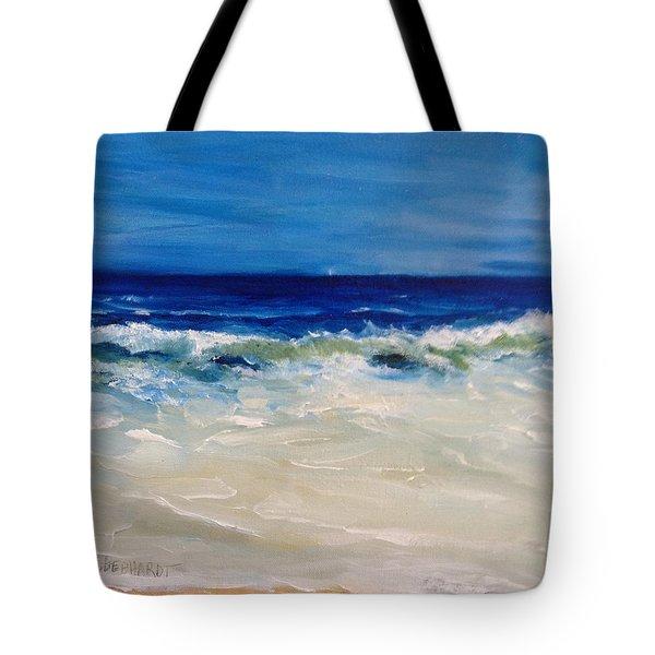 Ocean Roar Tote Bag