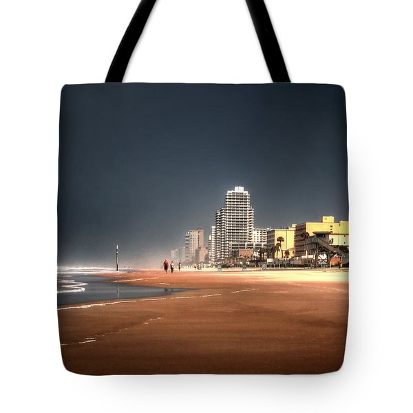 Tote Bag featuring the photograph Flow With It by Jim Hill