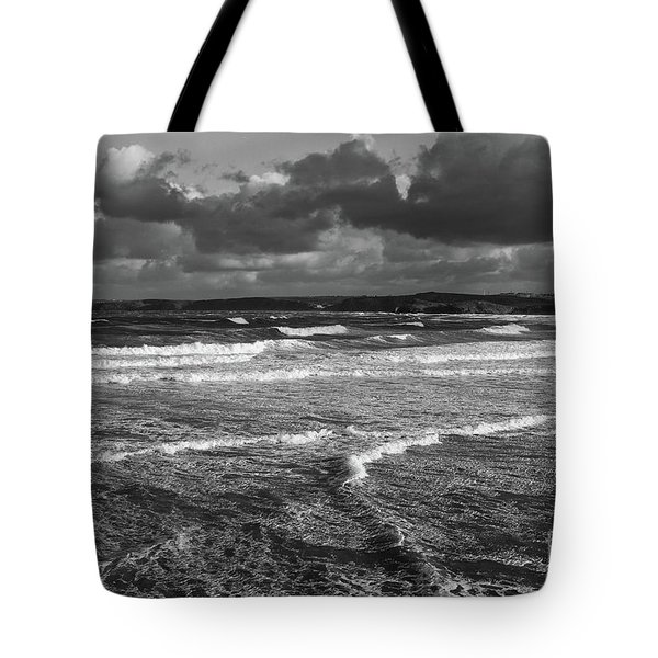 Ocean Storms Tote Bag