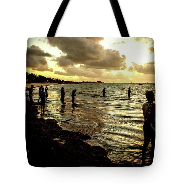 Ocean Thinker Tote Bag