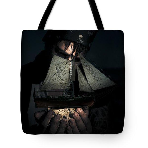 Ocean Treasure Tote Bag