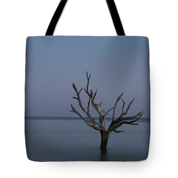 Ocean Tree Tote Bag