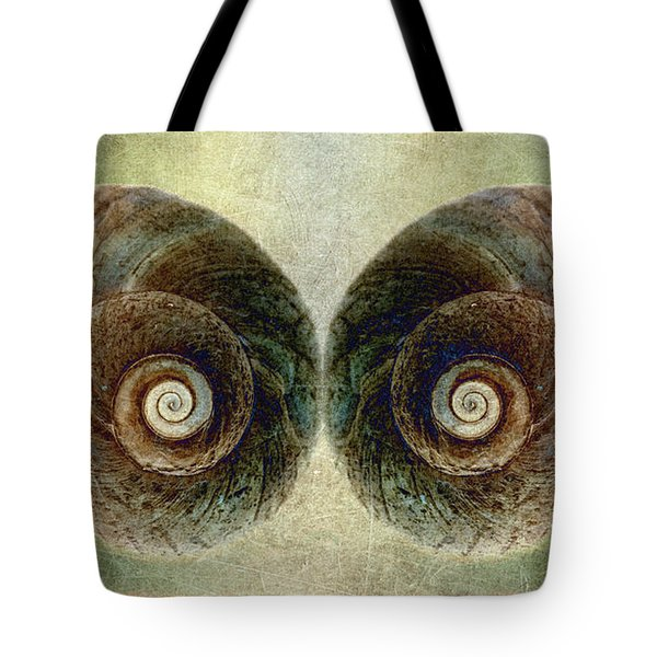 Ocean View Tote Bag by WB Johnston