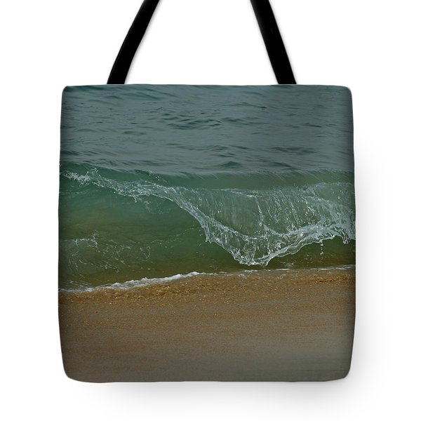 Ocean Wave Tote Bag