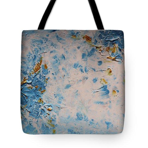 Ocean Whisper Tote Bag