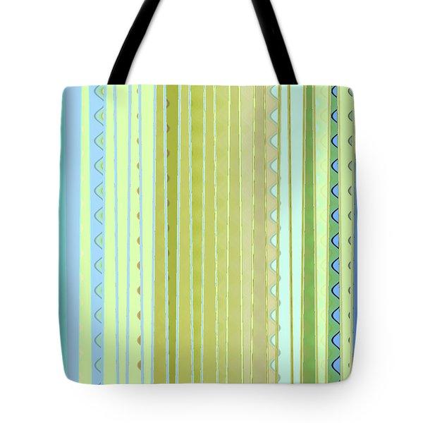 Oceana Stripes Tote Bag
