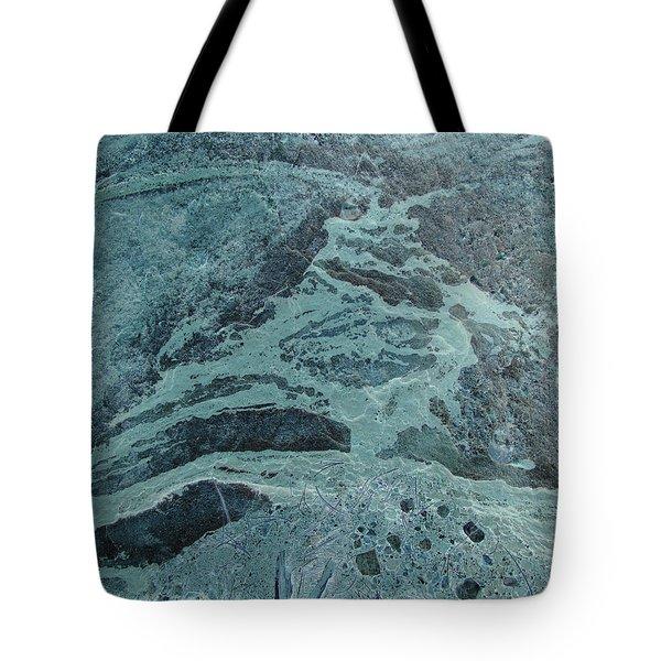 Oceanic Creature Tote Bag