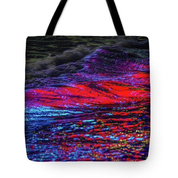 Oceans 2  Tote Bag