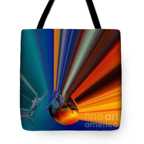 Oceans Bliss Tote Bag