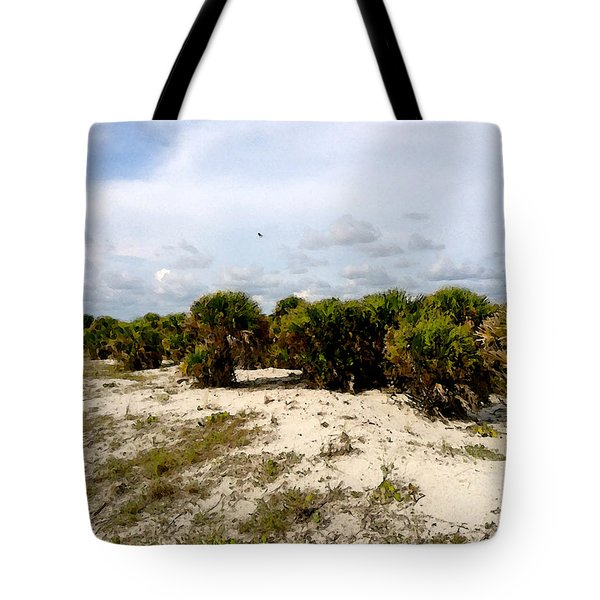 Oceans Bluff   Tote Bag