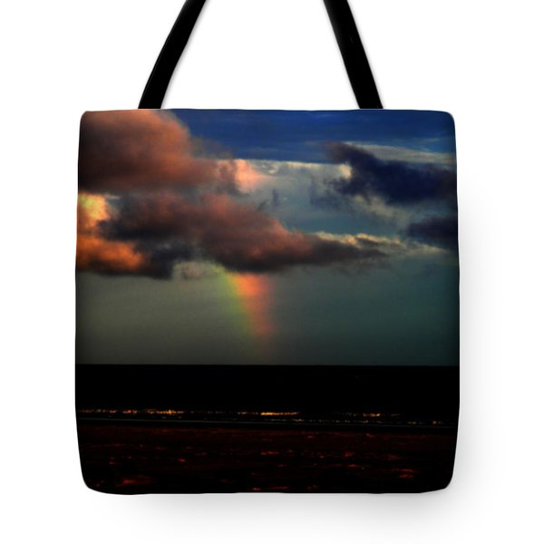Ocean's Rainbow Tote Bag