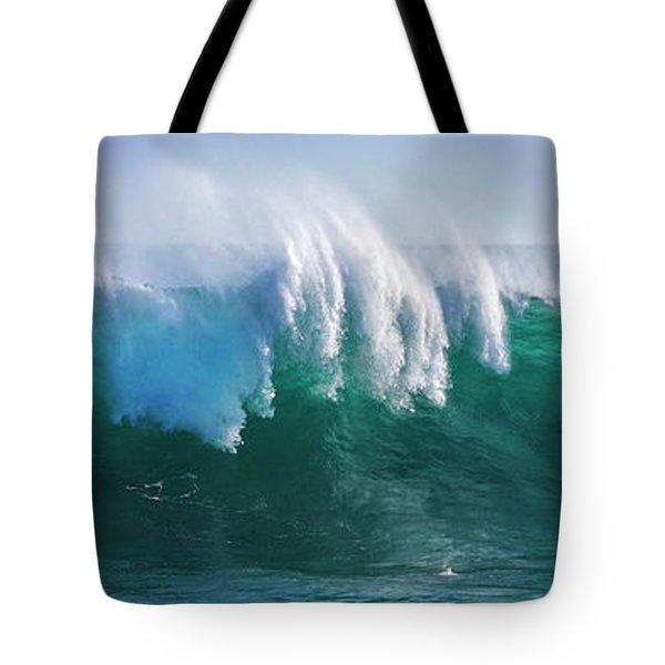 Ocean's Roar Tote Bag