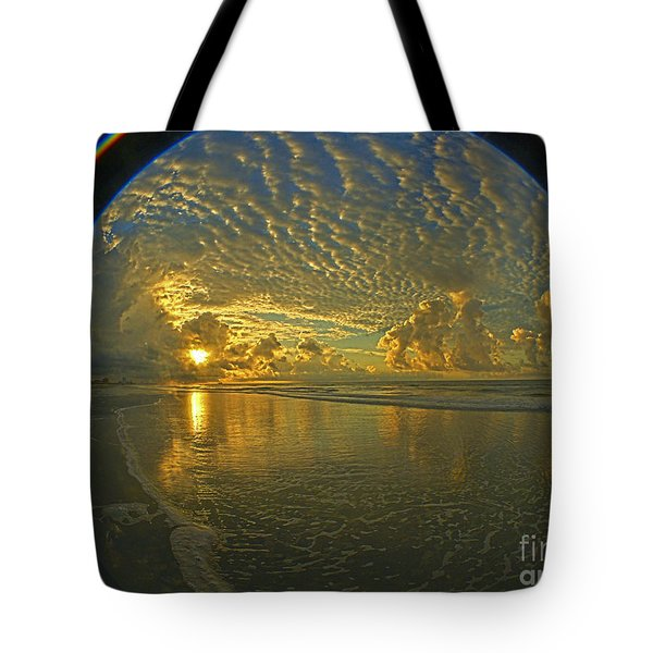 Oceanview Tote Bag