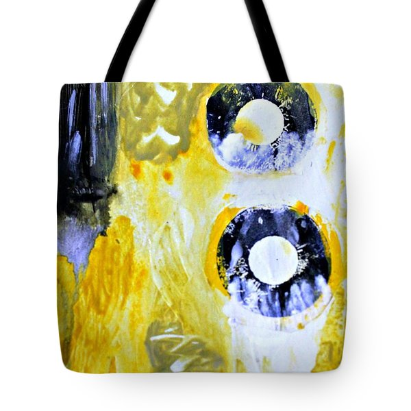 Ochre 23 Tote Bag by Shelley Graham Turner
