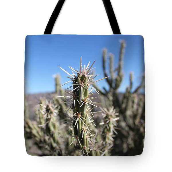 Ocotillo Tote Bag