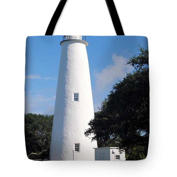 Ocracoke Light Tote Bag