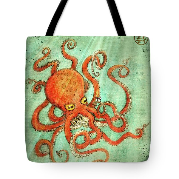Octo Tako With Surprise Tote Bag