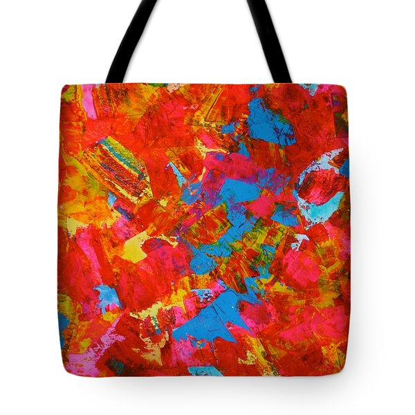 October Canopy Overhead Tote Bag