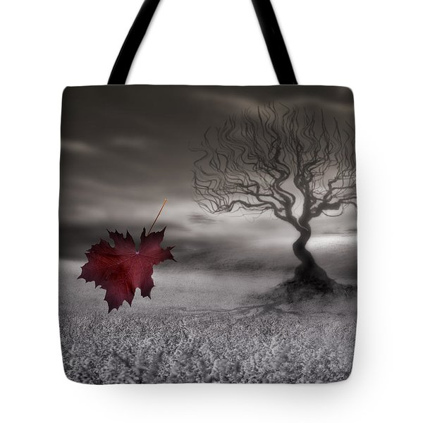 October Fades Tote Bag