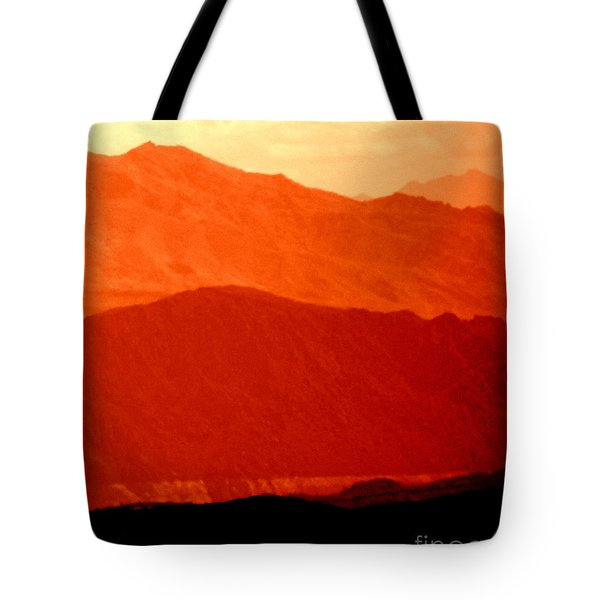 October Hills Tote Bag