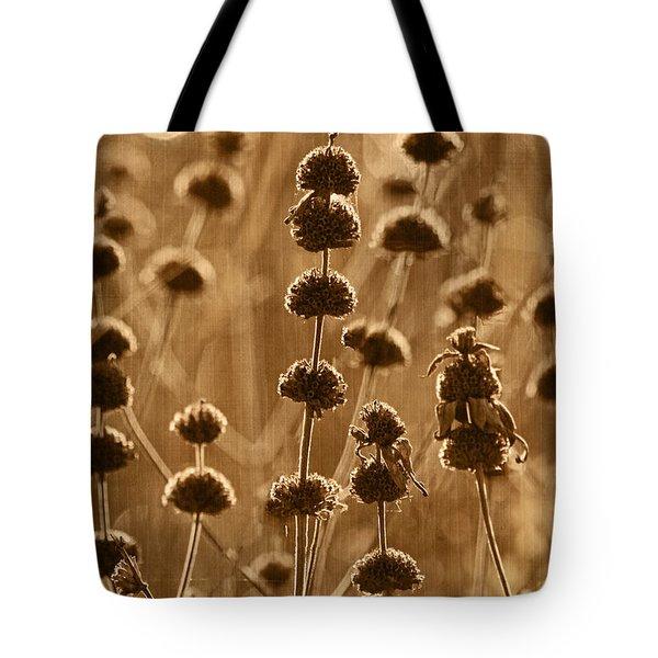 October Morning Tint Tote Bag