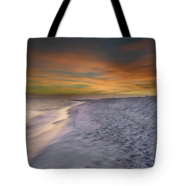 October Night Tote Bag