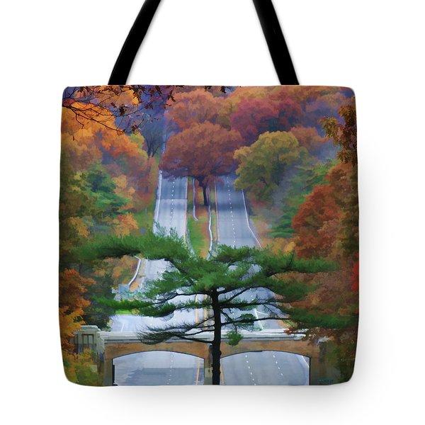 October Road Tote Bag