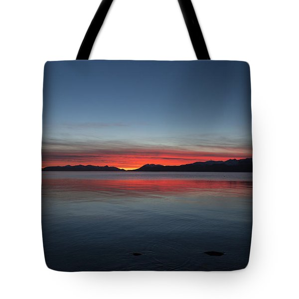 October Sunset II Tote Bag