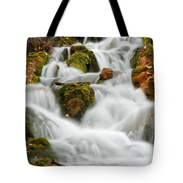 October Waterfall Tote Bag