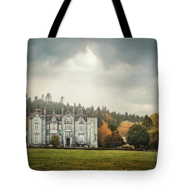 October's Embrace Tote Bag