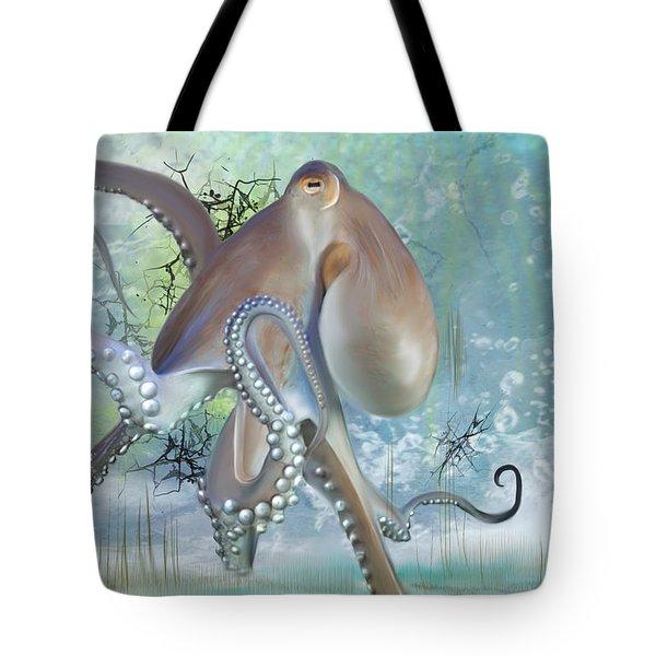 Octupus - 2 Tote Bag