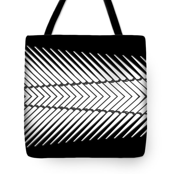 Oculus No. 3-2 Tote Bag by Sandy Taylor