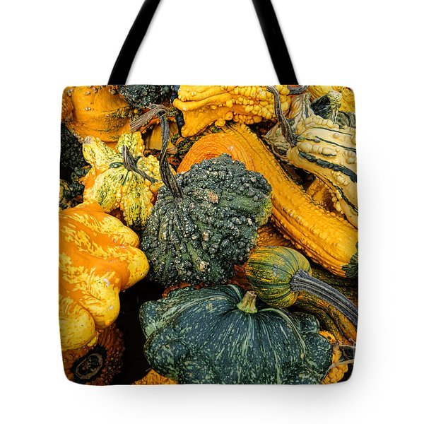 Odd Gourds One Tote Bag