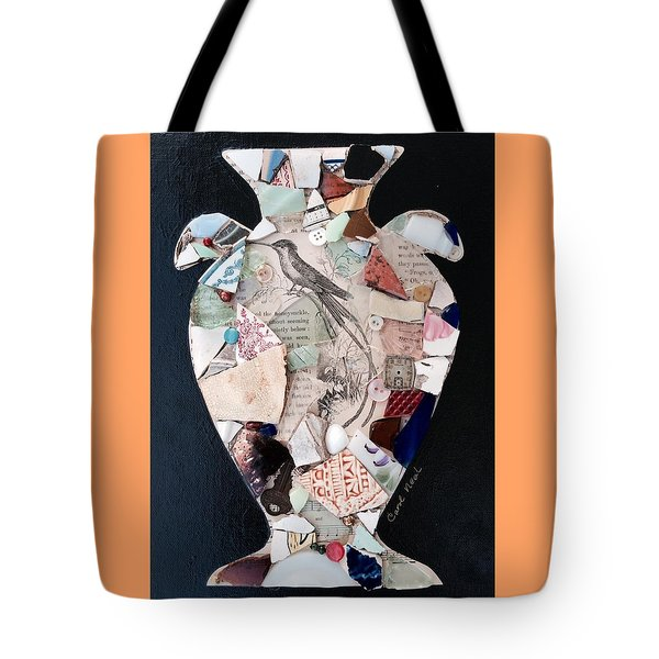 Ode To A Broken Urn Tote Bag