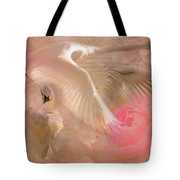 Ode To A Swan 2015 Tote Bag