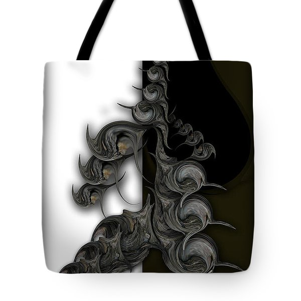 Ode To Aesthetic Dimensionality Tote Bag