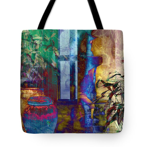 Ode On Another Urn Tote Bag