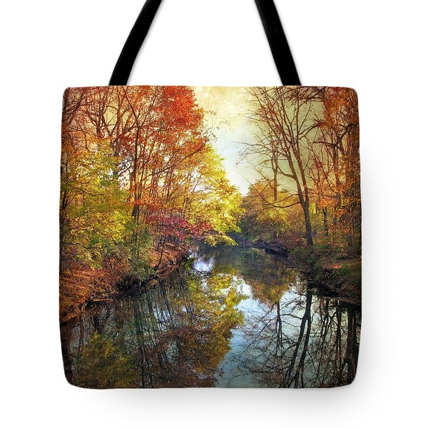 Tote Bag featuring the photograph Ode To Autumn by Jessica Jenney