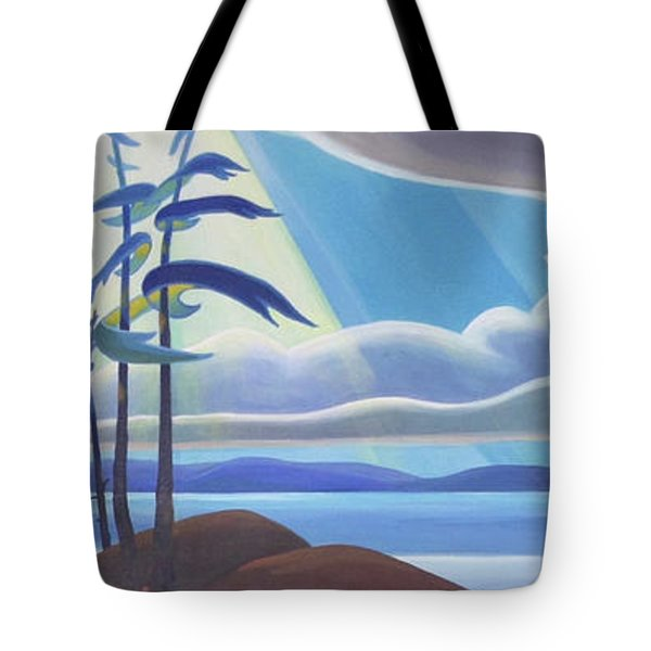 Ode To The North II Tote Bag