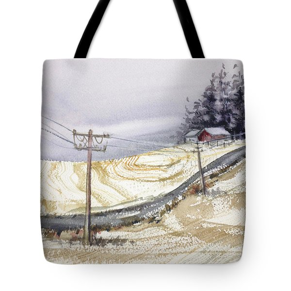 Odell Road Tote Bag