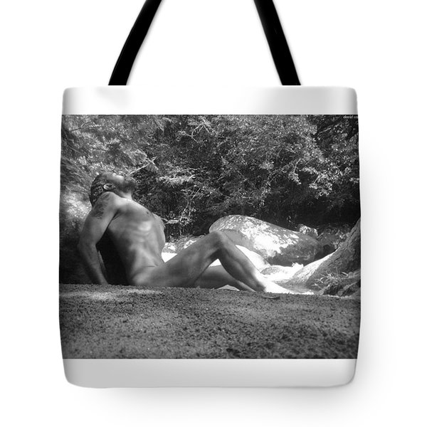 Odisseus From Moly By David Tote Bag