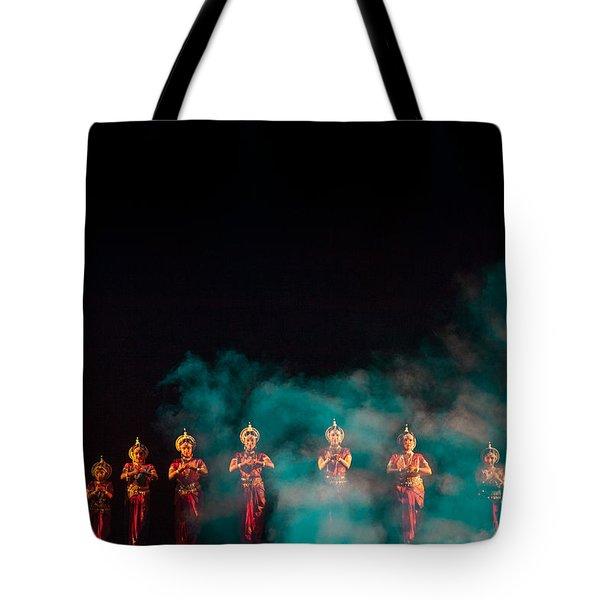 Odissi Princesses Tote Bag