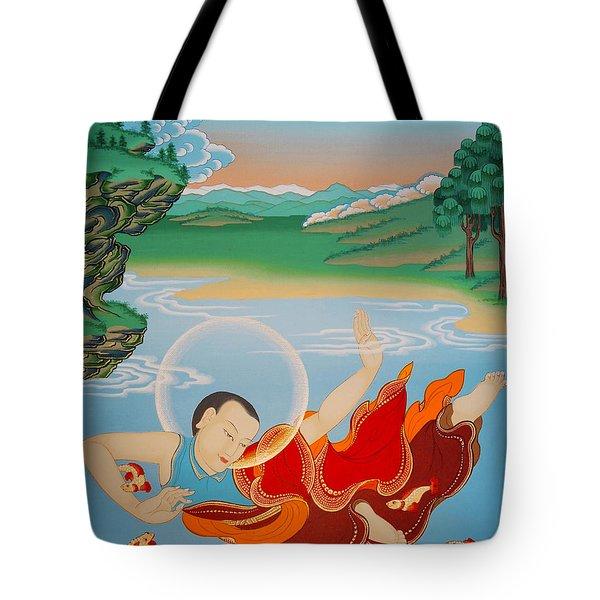 Odren Pelgi Wangchuk Tote Bag